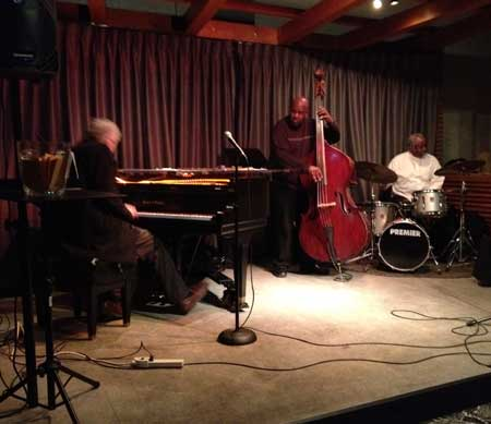 David Haney, Andre St. James, Bernard Purdie